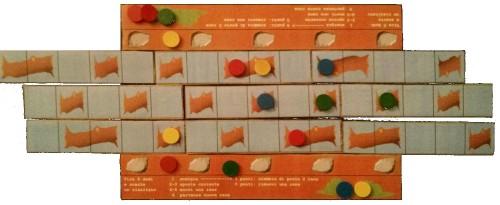 Hopfrot - Partita in 4 giocatori