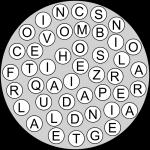 Grammafobia - le lettere disponibili