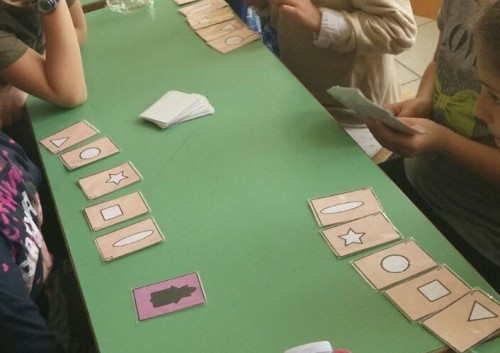 Serrature - test di gioco in classe